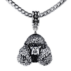 Spaniel - Irish Water Spaniel Pendant Necklace