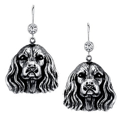 Spaniel - Springer Spaniel Earrings