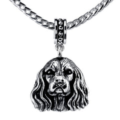 Spaniel - Springer Spaniel Pendant Necklace
