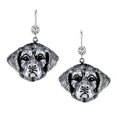 St. Bernard Earrings