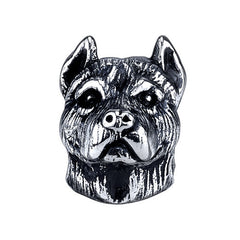 Terrier - American Staffordshire Terrier Charm Bead