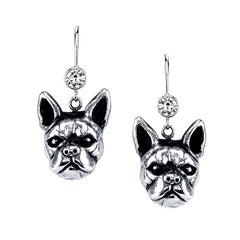 Terrier - Boston Terrier Earrings