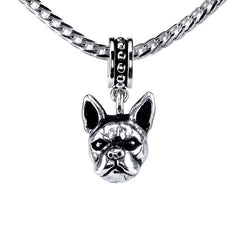 Terrier - Boston Terrier Pendant Necklace