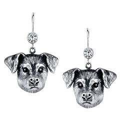 Terrier - Jack Russell Terrier Earrings