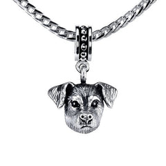 Terrier - Jack Russell Terrier Pendant Necklace