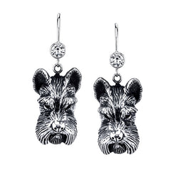 Terrier - Scottish Terrier Earrings
