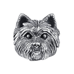 Terrier - West Highland Terrier Charm Bead