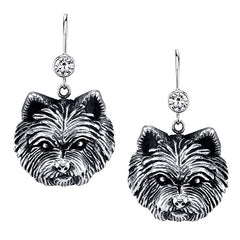 Terrier - West Highland Terrier Earrings