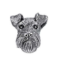 Terrier - Wire Fox Terrier Charm Bead