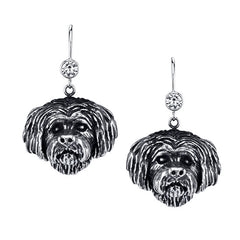 Yorkipoo Earrings