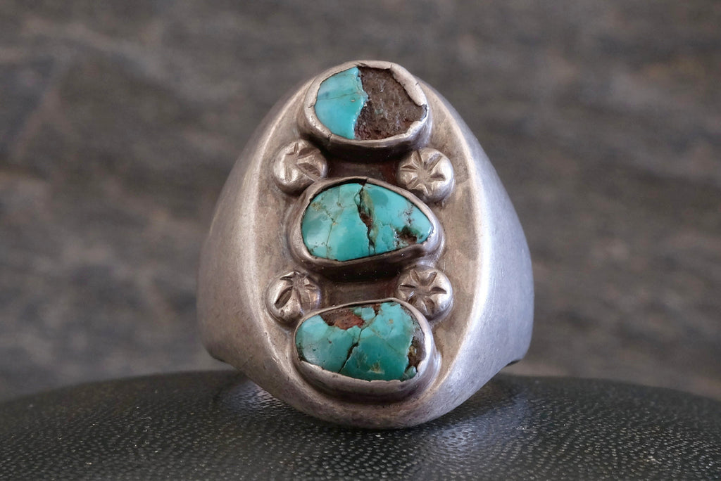 Men's Navajo Ring