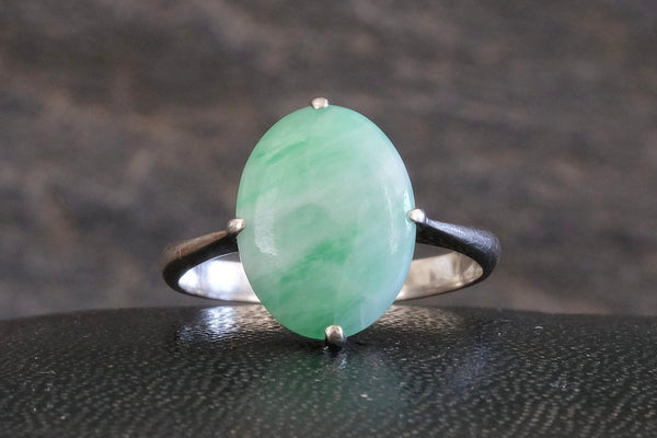 Apple Jade Ring