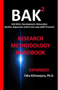 Bak2 (Study Guide and Research Methodology) Paperback
