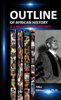 OUTLINE of AFRICAN HISTORY