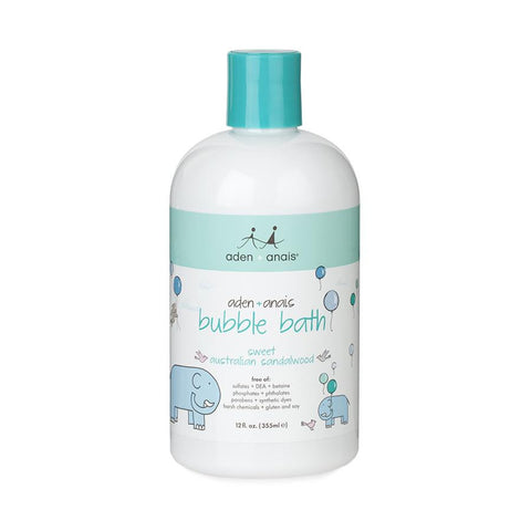 aden + anais bubble bath