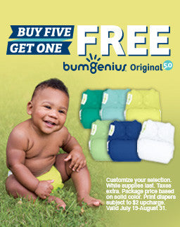bumGenius Original 5.0  Buy 5 get 1 Free