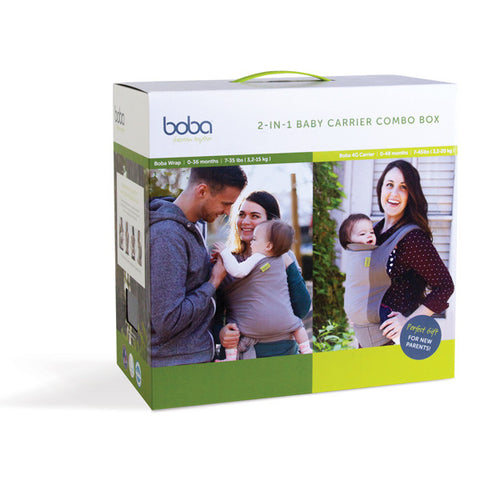 Boba 3 Carrier Combo Box