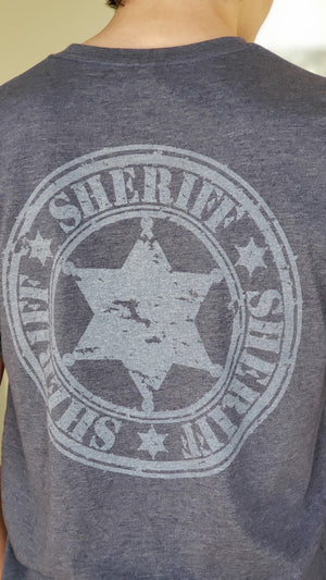 Sheriff Tee - Do Work That Matters