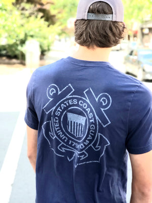 Coast Guard Licensed Tees - Do Work That Matters