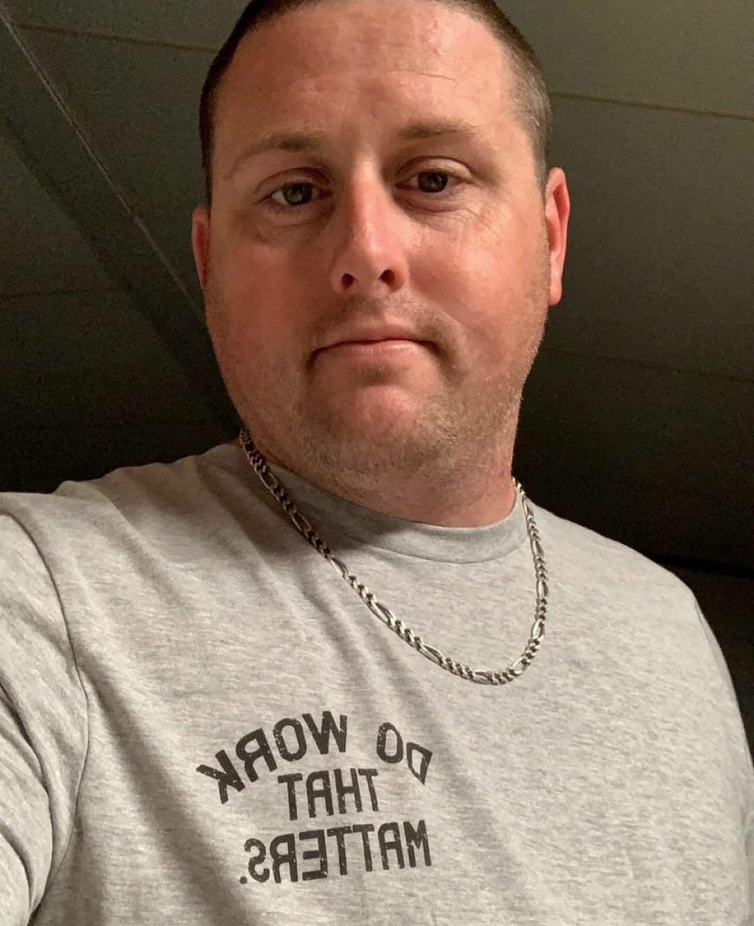 Firefighter Tee - Do Work That Matters