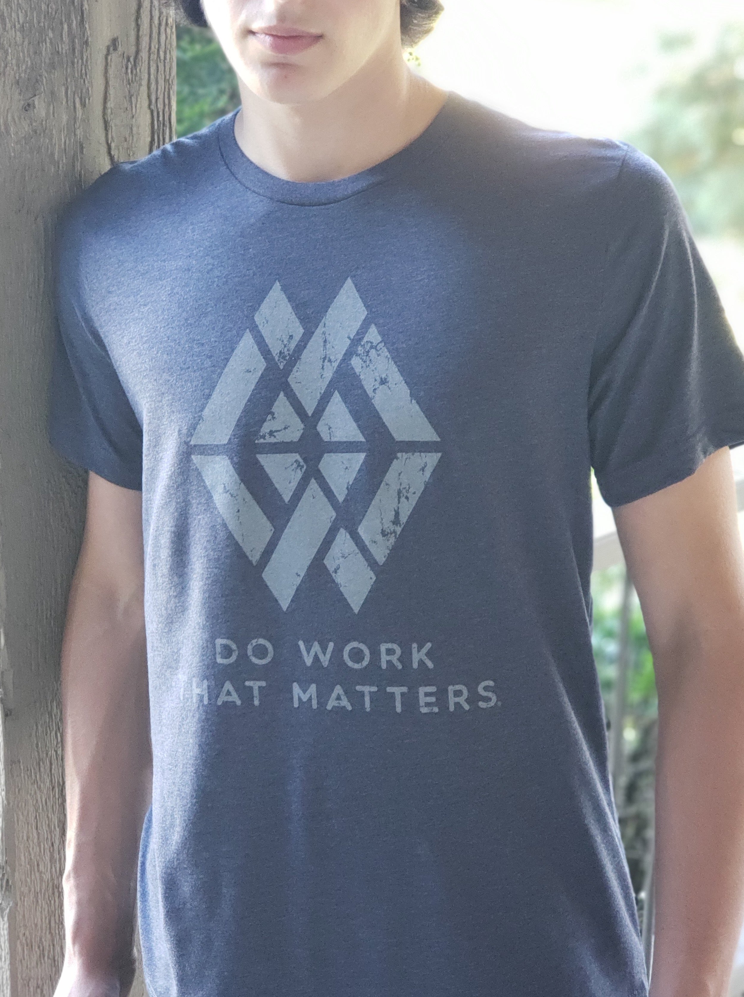 "Do Work That Matters ""logo"" tee - Do Work That Matters"