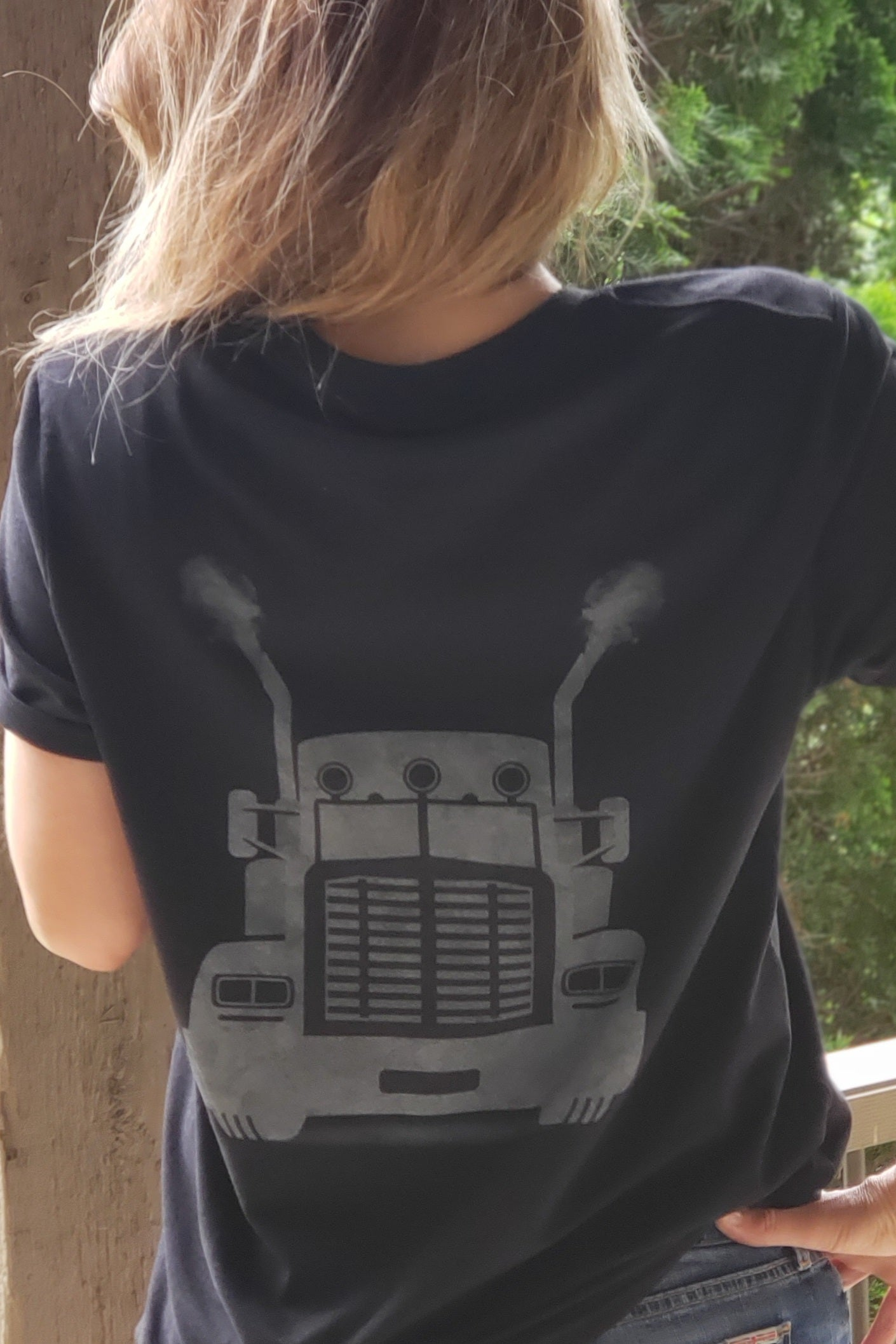 Trucker Tee - Do Work That Matters