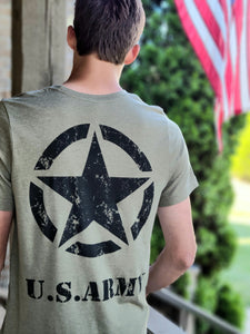 Army Inspired Tee - Do Work That Matters