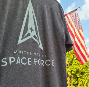 Space Force Licensed Tee - Do Work That Matters