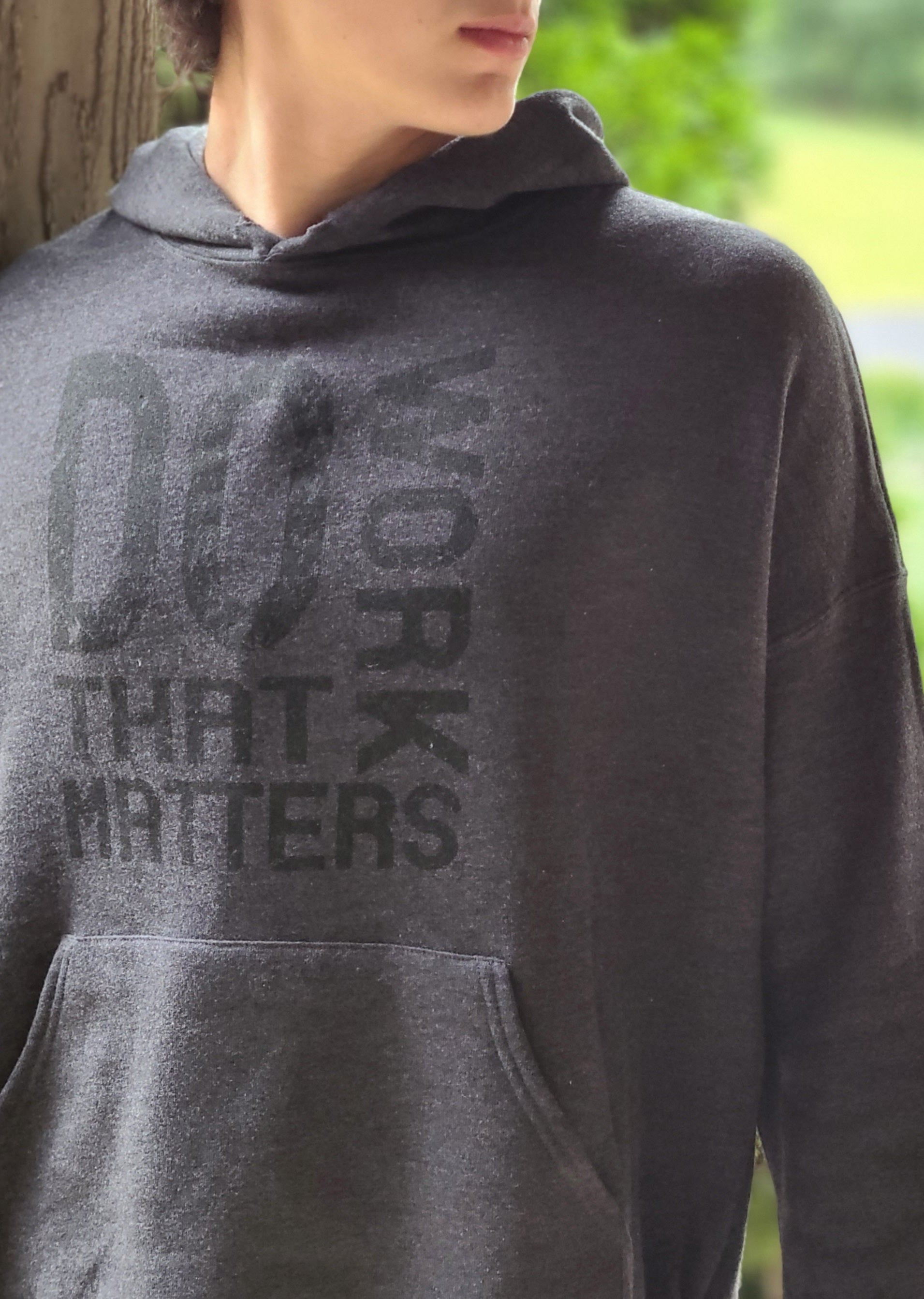 Do Work That Matters Hooded Sweatshirt - Do Work That Matters