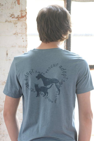 Animal Rescue Tee - Do Work That Matters