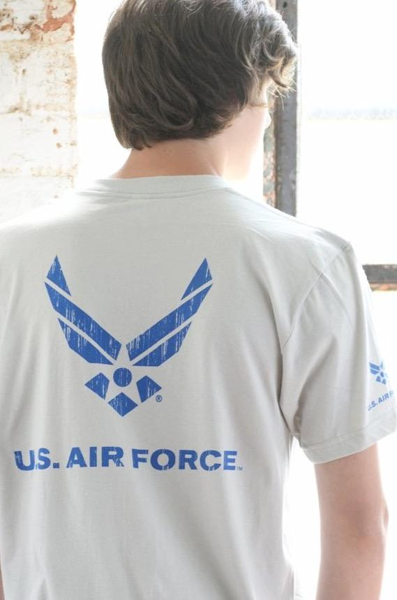 Air Force Licensed Tee - Do Work That Matters