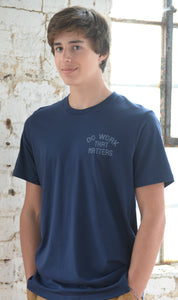 Official Coast Guard Tees - Do Work That Matters