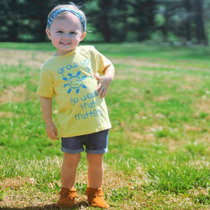 Sun Toddler Tee - Do Work That Matters