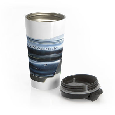 44 Magnum - Stainless Steel Travel Mug
