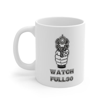 Bible Reading FULL30 Mug 11oz