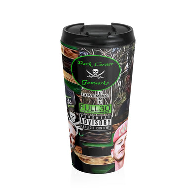 Dark Corner Gunworks Stainless Steel Travel Mug