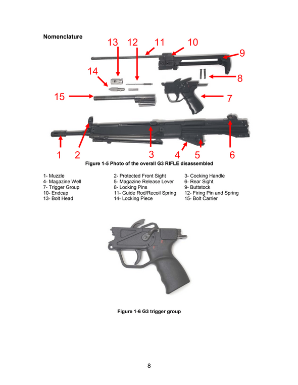 Practical Guide to the Operational Use of the HK91