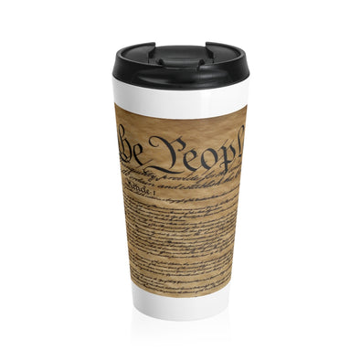 Bill Of Rights - Stainless Steel Travel Mug