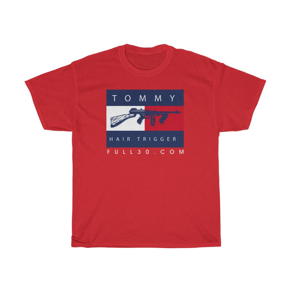 TOMMY HAIRTRIGGER Heavy Cotton Tee
