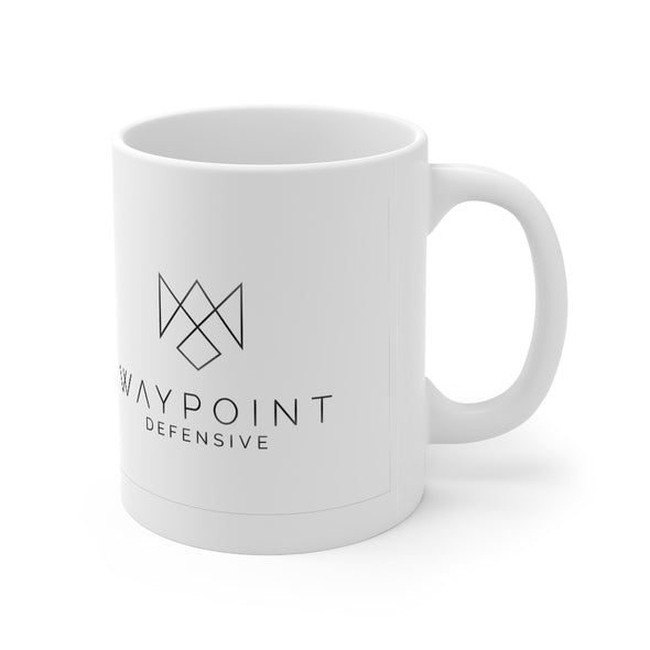 Waypoint Defensive - Mug 11oz