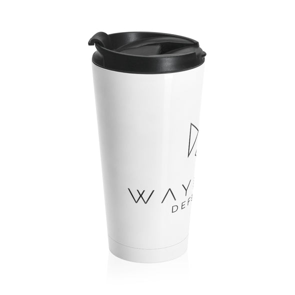 WAYPOINT DEFENSIVE - Stainless Steel Travel Mug