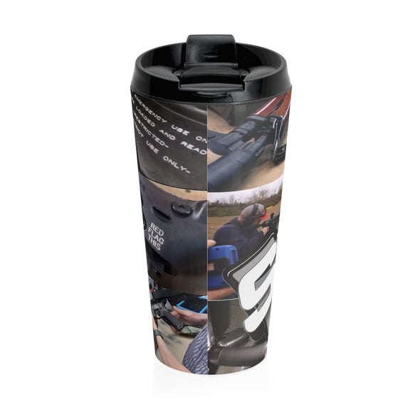 SWITCHPOD Stainless Steel Travel Mug