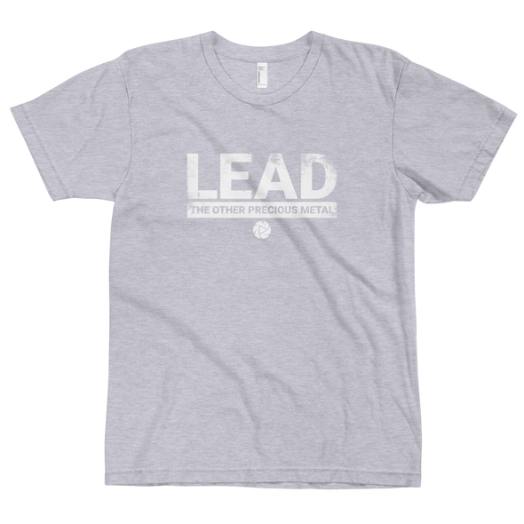 LEAD: The Other Precious Metal T-Shirt