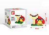 Weird Deck - Toys - Birds and Pig King Mini Figures Educational Minecraft Building Blocks