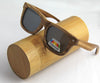 Weird Deck - Sunglasses - 2016 New Handmade Classical Men Bamboo Wooden Sunglasses With Wooden Gift Box