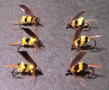 promo - 6pcs/lot bumblebee lure bait for trout/bass fishing, Fishing Bait