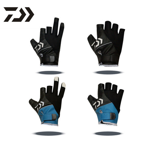 Weird Deck - Fishing Glove - 2016 Top Quality Anti Slip Fishing Gloves