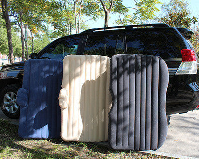 Inflatable Car Back Seat Mattress