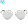 Affordable Elegant Classic Designer's Alloy Frame Women Sunglasses  WDSG123