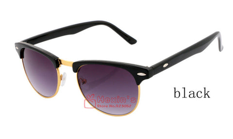 Weird Deck - Sunglasses - Affordable Elegant Designer's Metal Frame Women Sunglasses  WDSG122
